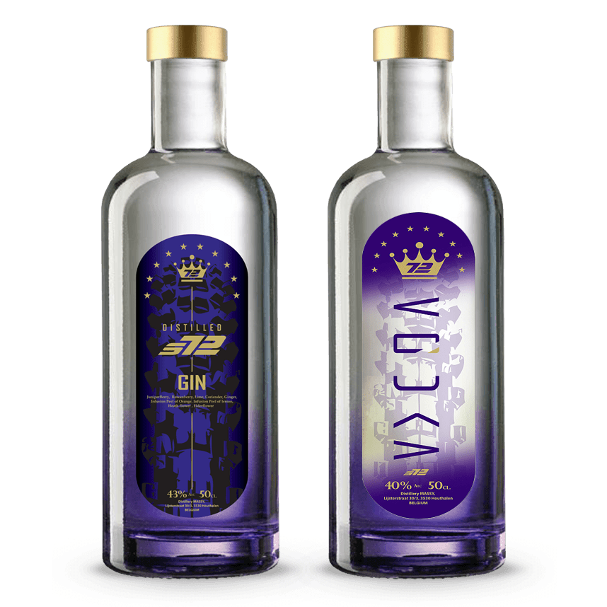 S72 Gin & Vodka Set