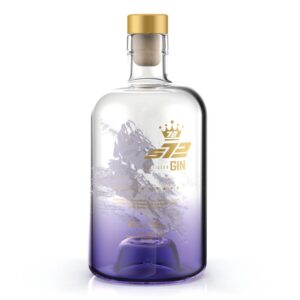 S72 Gin 70cl Violet Flavored Purple